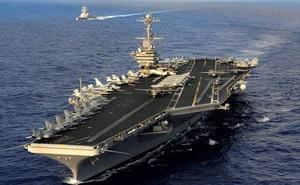 Lầu Năm Góc: Tàu sân bay Mỹ đến Việt Nam vào năm tới