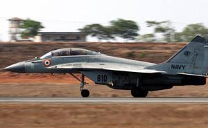 Nga: Nói Ấn Độ không hài lòng về MiG-29 là sai sự thật