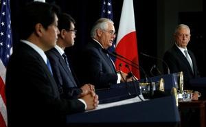 Ngoại trưởng Tillerson: Mỹ đã sẵn sàng cùng đồng minh đối phó Triều Tiên bằng quân sự