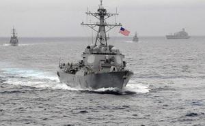 Mỹ lần đầu lên lịch tuần tra biển Đông, thách thức Trung Quốc