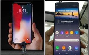 12 điểm chứng minh Galaxy Note8 sẽ đánh bại iPhone X