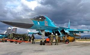 Nga tung đòn tại Syria, Trung Đông giành lại thế siêu cường