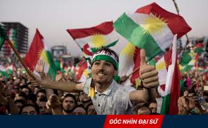 Nguyện vọng tha thiết, sai thời điểm của người Kurd có thể đẩy Trung Đông vào thảm họa