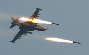 """Sự lột xác ngoạn mục của """"xe tăng bay"""" Su-25SM3"""