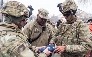 Quân Mỹ âm thầm áp sát biên giới, Nga tuyên bố cứng rắn
