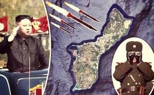"""Triều Tiên lại dọa tấn công Guam: Tín hiệu cho vụ thử tên lửa """"chấn động"""" chưa từng có?"""