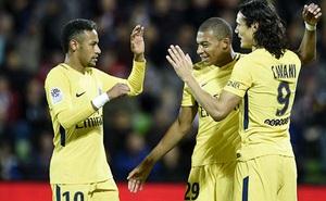 Thảm họa MU: Mê bộ ba Cavani-Mbappe-Neymar, Mourinho sẽ đến PSG