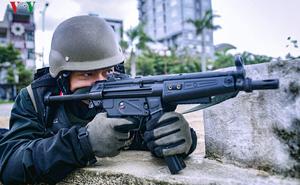 Diễn tập chống khủng bố, giải cứu con tin bảo vệ Tuần lễ cấp cao APEC