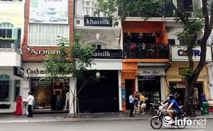 Quản lý thị trường TP.HCM tạm giữ nhiều sản phẩm tại 2 cửa hàng Khaisilk