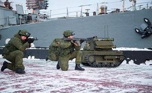 """Những """"binh sĩ thép"""" của Quân đội Nga"""
