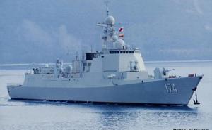 Nhật cười nhạt trước chiến hạm Aegis Type 052D