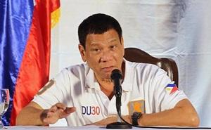Ông Duterte cảnh báo cuộc chiến ma túy sẽ đẫm máu hơn