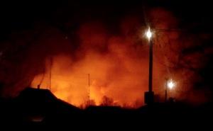 Nổ kho đạn lớn nhất Ukraine, dân toàn thành phố Balakleya sơ tán khẩn cấp