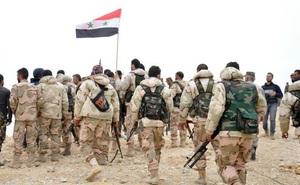 Phiến quân Syria mất sạch cứ địa ở biên giới Lebanon