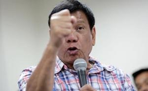 Ông Duterte chính thức bị kiện ra Tòa Hình sự Quốc tế