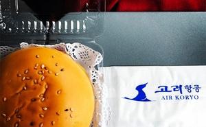 Suất ăn bí ẩn trên máy bay Triều Tiên