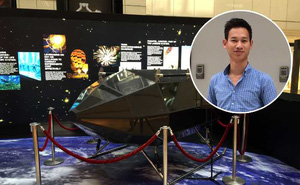 Xem xét việc cấp phép bay cho 'phi thuyền không gian' đầu tiên của Việt Nam