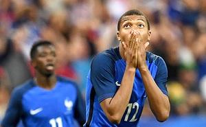 Không chỉ Mbappe, lứa tài năng trẻ của Pháp hiện quá khủng!