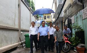 Đặt cược 2 tỉ nếu đường Nguyễn Hữu Cảnh không hết ngập