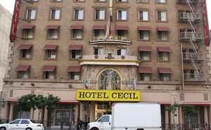Khách sạn chết chóc ở Mỹ