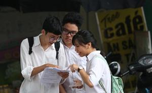 Điểm thi cao, các trường khó xét tuyển