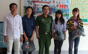 Giải cứu những cô gái bị lừa bán sang Trung Quốc