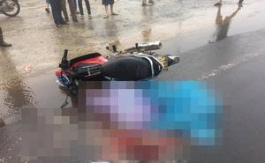 Cặp vợ chồng chết thảm trên đường đi đám tang về