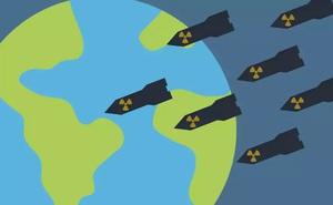 """Vũ khí hạt nhân """"ám"""" thế giới"""