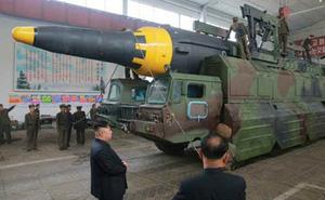 """Ukraine tìm ra """"dấu vết Nga"""" trong vụ bán công nghệ tên lửa cho Triều Tiên"""
