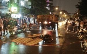 3 thanh niên tử vong sau va chạm xe tải ở Sài Gòn