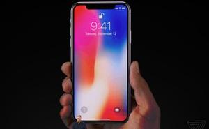 Đây là iPhone X: Giá từ 1000 USD, thiết kế toàn màn hình, loại bỏ nút Home và Touch ID, nhận diện khuôn mặt Face ID, màn hình Super Retina Display