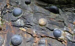 """Vách đá bí ẩn cứ 30 năm lại """"đẻ"""" trứng một lần"""