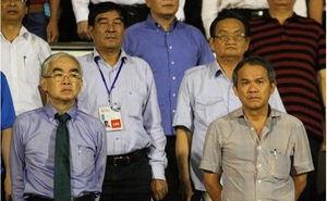 Phó chủ tịch VFF Nguyễn Xuân Gụ: Tôi không thể chỉ thị được anh Đoàn Nguyên Đức