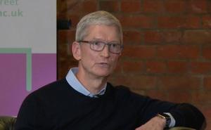20 năm đã qua, nhưng ông Tim Cook vẫn nhớ như in câu nói của Michael Dell về số phận Apple