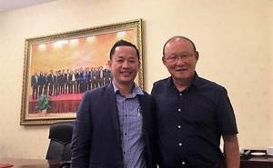 Thầy dạy ngoại ngữ cho Công Phượng làm trợ lý HLV Park Hang Seo