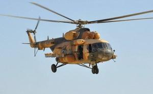 Rơi trực thăng ở Iraq, 7 thành viên phi hành đoàn thiệt mạng