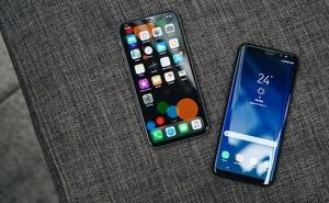 Đọ dáng iPhone X và Galaxy S8 - Cùng ý tưởng nhưng ai mới hoàn mỹ hơn?