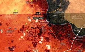 Sào huyệt IS tại Al-Bukamal thất thủ, trận chiến Deir Ezzor toàn thắng