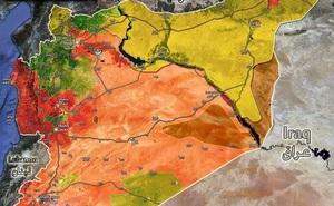 Quân đội Syria thừa thắng xốc tới đánh diệt phiến quân trên các chiến trường