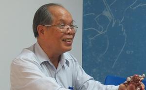 Tác giả đề xuất cải cách tiếng Việt, 'Luật giáo dục' thành 'Luật záo zụk': 'Có người nói tôi rửng mỡ'