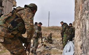 Thua thảm ở Aleppo, quân đội Syria gắng phản công phe thánh chiến