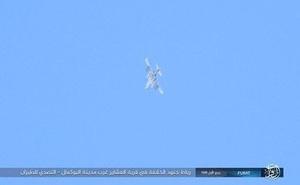 IS liều phản kích quân đội Syria dọc sông Euphrates, bắn Su-25 Nga