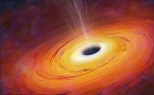 Hố đen phải nôn ngôi sao ra khi vừa nuốt vào