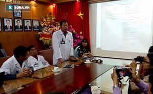 """Bác sĩ BV Bạch Mai """"nói như muốn khóc"""" khi họp báo vụ """"triệt sản rồi vẫn có thai"""""""