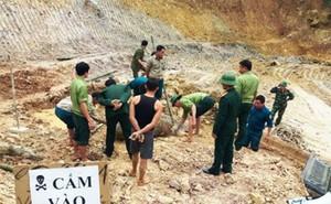 Nghệ An: San ủi nền nhà, phát hiện quả bom khủng nặng 350kg còn nguyên ngòi nổ