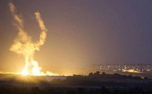 Quân đội Israel phá hủy đường hầm khổng lồ xuyên biên giới từ dải Gaza