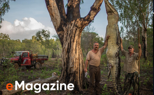 Săn cá sấu khổng lồ trên con thuyền vỏn vẹn dài 4m: Khi cuộc chiến thực sự bắt đầu!