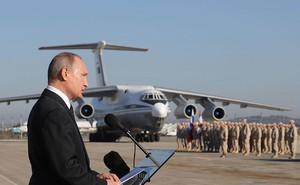 Dấu ấn của không quân Nga trong hai năm tham chiến ở Syria