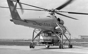 Cận cảnh những loại trực thăng quân sự đặc biệt nhất của Nga