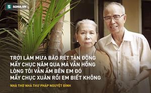 Chuyện tình 60 năm đẹp như thơ của bố mẹ ca sĩ Long Nhật